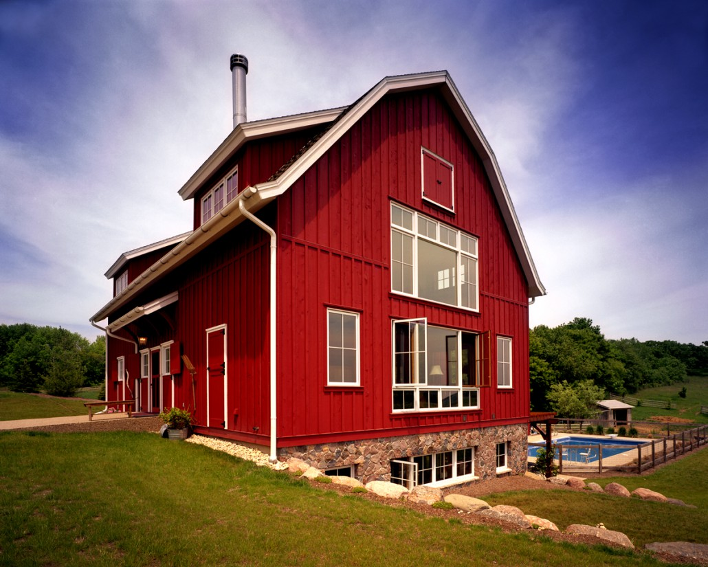 New Construction Barn - Lake Geneva, WI - Wyntree Construction ...