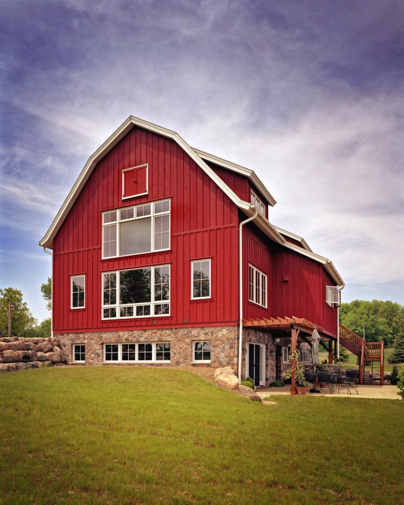 New Construction Barn - Lake Geneva, WI - Wyntree Construction ...