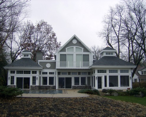 Whole House Remodel - Geneva Lake Lake Front / Linn Township, WI