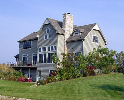 Whole House Construction - Spring Prairie Township, WI